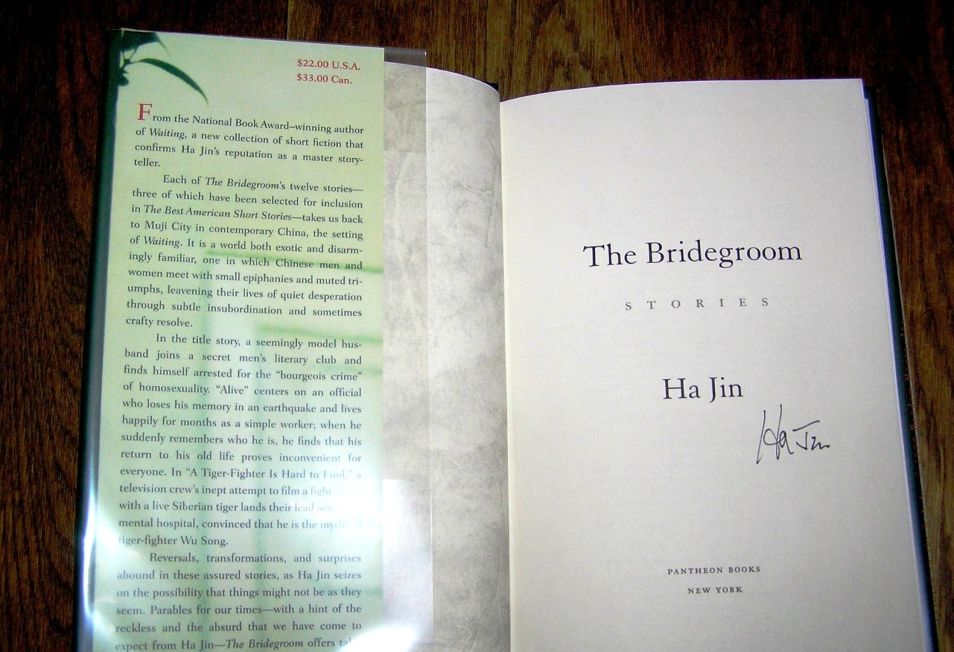 bridegroom ha jin essay The bridegroom written by ha jin essaysthe author has given special importance to each of the twelve stories and the readers can be.