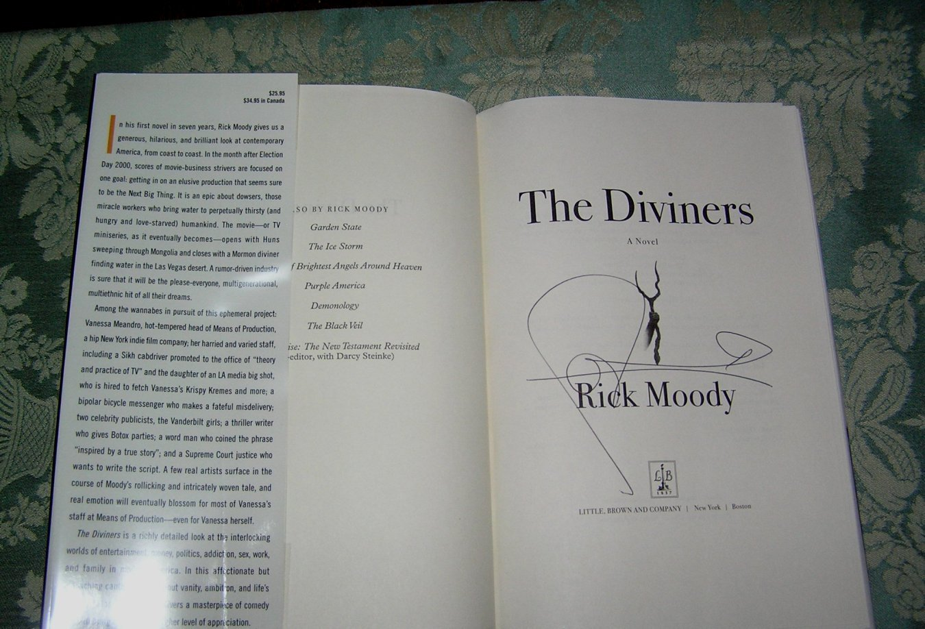 a review of demonology stories by rick moody The best way to approach demonology, rick moody's new collection of short stories, is to start with the eponymous final piece and then proceed cautiously toward the front.