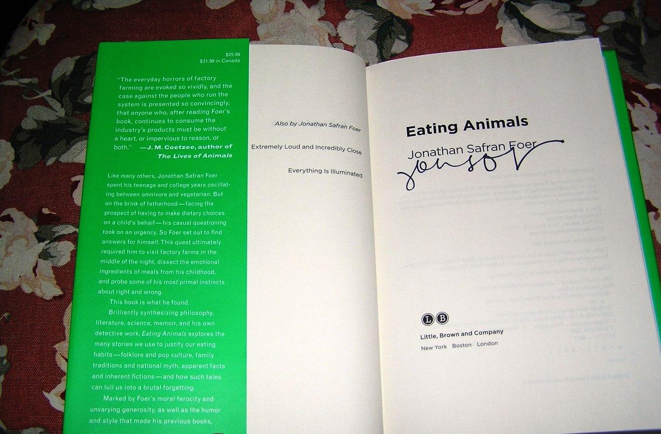 jonathan safran foer eating animals pdf
