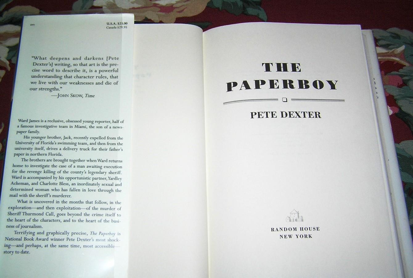 pete dexter paperboy