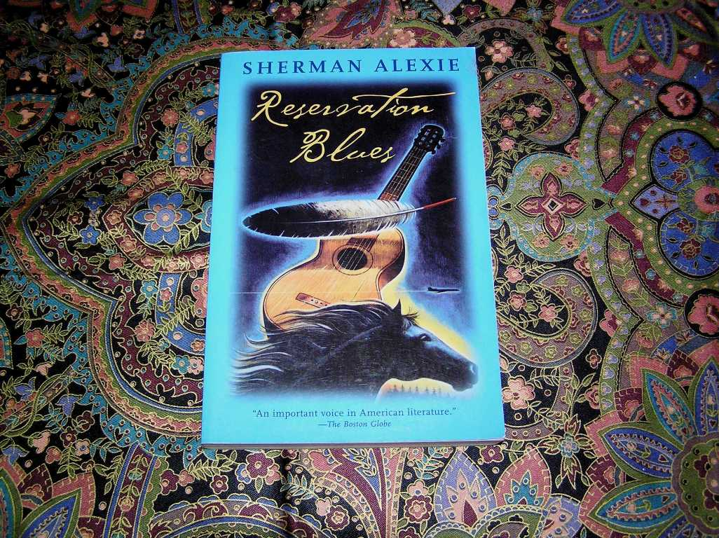 reservation blues The mystical complexity of reservation blues is as mesmerizing as the poetic power of alexie's writing    generously laced with bleak and sometimes wacky humor, but none of that detracts from read more.