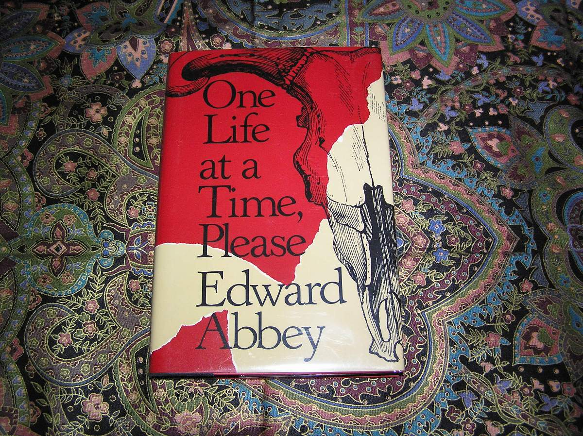 an introduction to the life of edward abbey Say what you may about edward abbey quotes, but they are always thought-provoking, and ultimately, stimulating perhaps they are more than anything, a call to action for the most human part of the spirit within us.