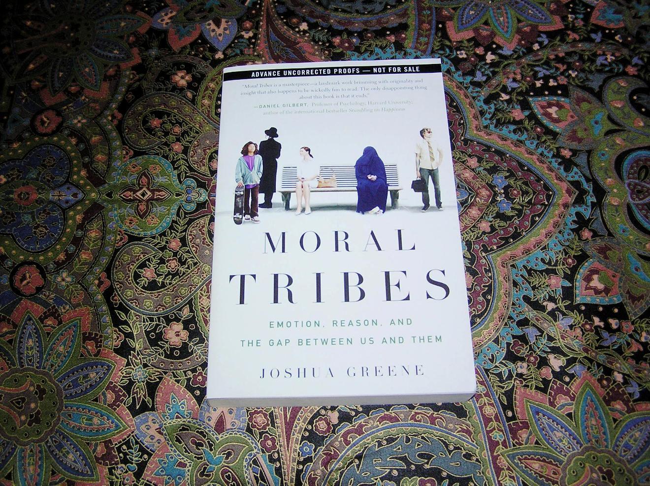 moral tribes greene joshua