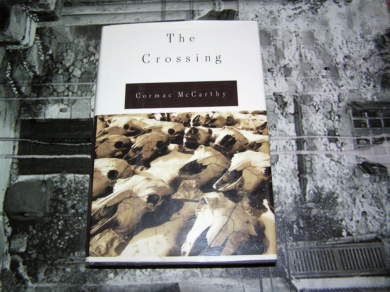 the crossing essay Below is an essay on crossing the bar from anti essays, your source for research papers, essays, and term paper examples crossing the bar in the poem 'crossing the bar', tennyson is speaking about his own impending death.