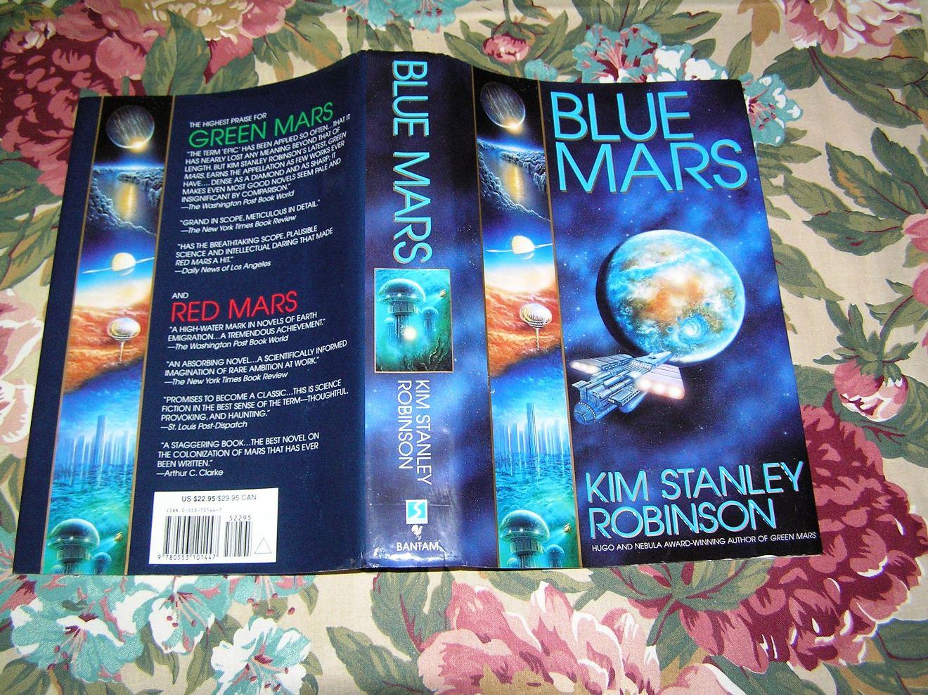 blue mars robinson kim stanley